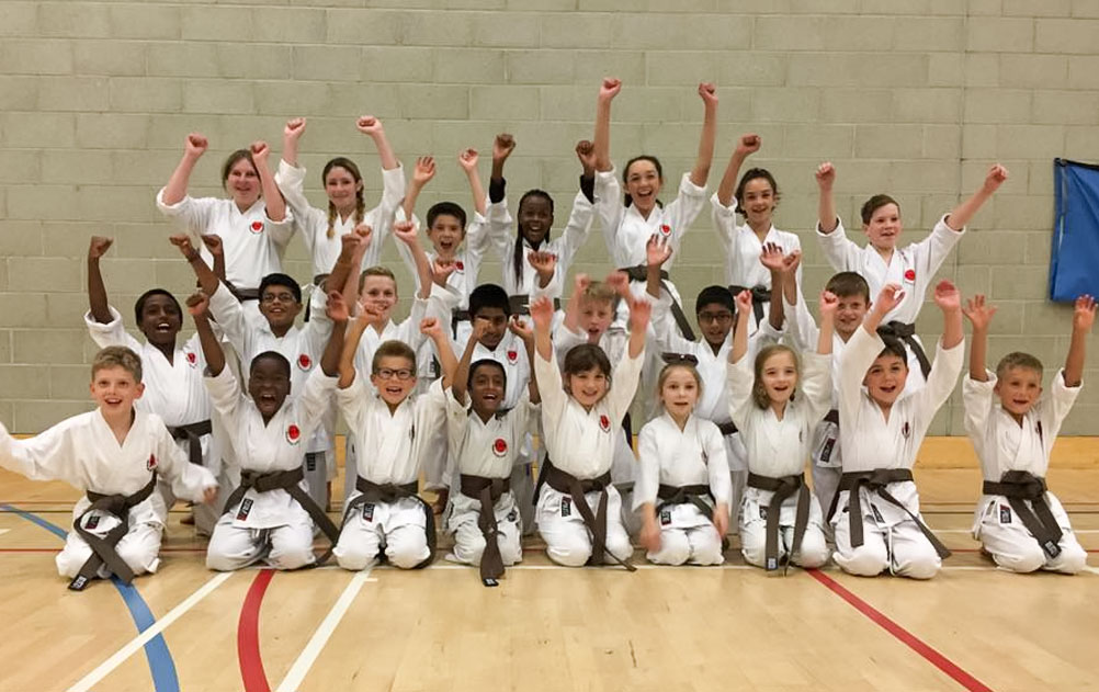 Gradings scheduled at ESKA