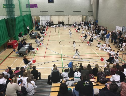 ESKA Interclub Individual Kata and Kumite Competition – Sunday 22nd October