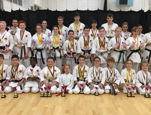ESKA Squad Gains 137 Medals at B.A.S.K Open at Brunel University.