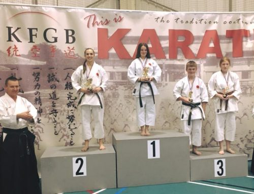 ESKA Success at 4th TKFGB Boston Cup