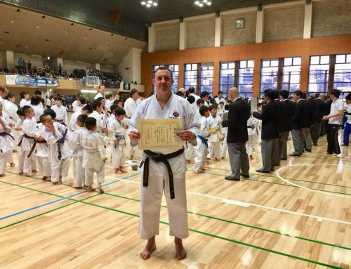 ESKA Chief Instructor wins in Japan
