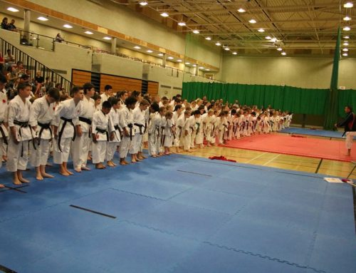 ESKA Success at TSKUK National Open Shotokan Championships