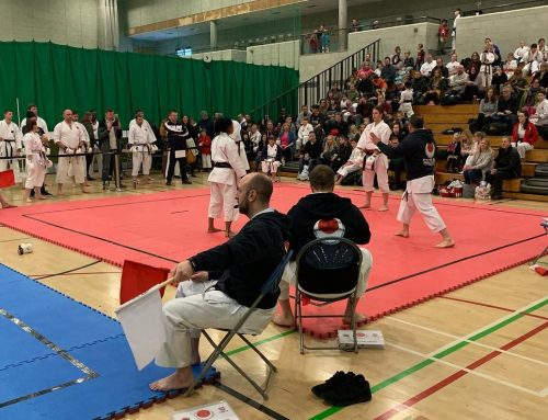 ESKA Interclub Kumite Competition Sunday 20th October 2019