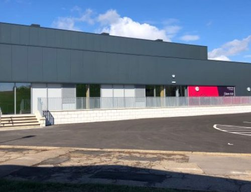 The Hewett Academy – Eileen Ash Sports Hall Reopening Thursday 1st October