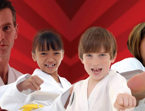 Try Karate for FREE this February!