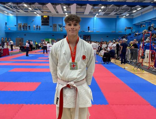 GB OPEN Gold Medal Success
